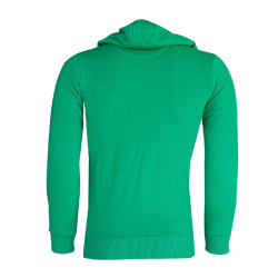- Sweat Kapşonlu Çizgili Logo Yeşil (1)
