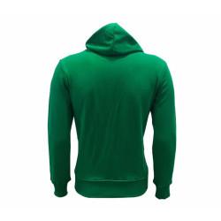 - Sweat Kapşonlu Logo Yeşil (1)