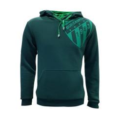 - Sweat Kapşonlu Yeşil Logo 2018