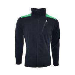 - Sweat Polar Siyah Yeşil Bs 1963