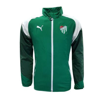 Sweat Puma Esito Fermuarlı Yeşil 2017-2018