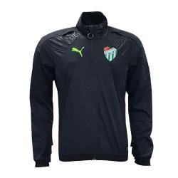- Sweat Puma EvoTRG Fermuarlı Siyah 2017-2018