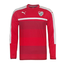 - Sweat Puma Veloce 0 Yaka Kırmızı 2016-2017