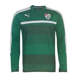 - Sweat Puma Veloce 0 Yaka Yeşil 2016-2017