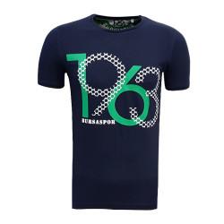 - T-Shirt 0 Yaka 1963 Bursaspor Lacivert