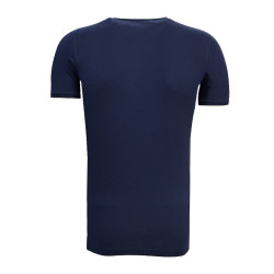 - T-Shirt 0 Yaka 1963 Bursaspor Lacivert (1)