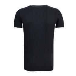 - T-Shirt 0 Yaka 1963 Bursaspor Siyah (1)