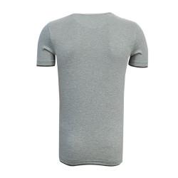 - T-Shirt 0 Yaka Arma Bursaspor Gri (1)