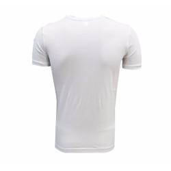 - T-Shirt 0 Yaka Babadan Oğula Beyaz 2017 (1)