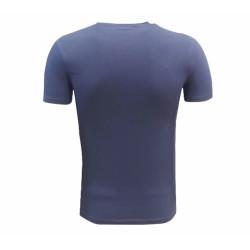 - T-Shirt 0 Yaka Babadan Oğula Füme (1)