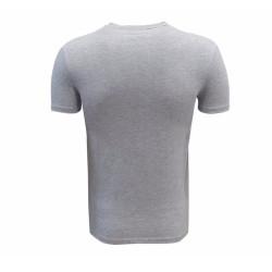 - T-Shirt 0 Yaka Babadanoğula Gri (1)