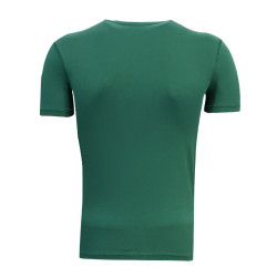 3TSHIRT90TL - T-Shirt 0 Yaka Batalla İsim Yeşil (1)