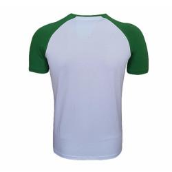 - T-Shirt 0 Yaka Beyaz Bs 1963 (1)
