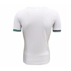 - T-Shirt 0 Yaka Beyaz Since 1963 (1)