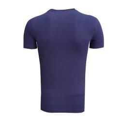 - T-Shirt 0 Yaka Bs Lacivert (1)
