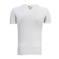 - T-Shirt 0 Yaka Bursa Yıldız Beyaz (1)