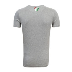 - T-Shirt 0 Yaka Bursa Yıldız Gri (1)