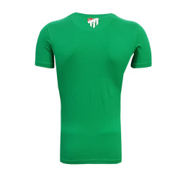 - T-Shirt 0 Yaka Bursa Yıldız Yeşil (1)