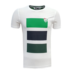 - T-Shirt 0 Yaka Bursaspor Beyaz