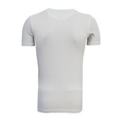 - T-Shirt 0 Yaka Bursaspor Beyaz (1)