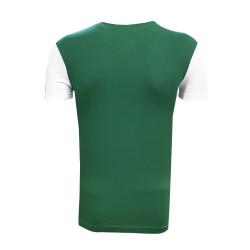 - T-Shirt 0 Yaka Bursaspor Est Beyaz Yeşil (1)