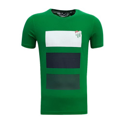 - T-Shirt 0 Yaka Bursaspor Yeşil