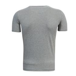 - T-Shirt 0 Yaka Logo 5 Yıldız Gri (1)