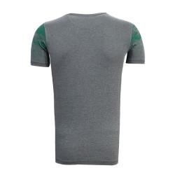 - T-Shirt 0 Yaka Noktalı Antrasit (1)
