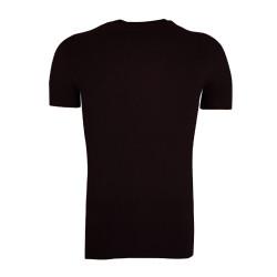 - T-Shirt 0 Yaka Nostalji Siyah (1)