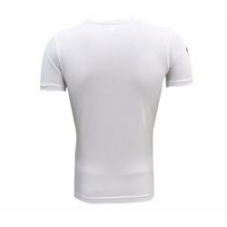 - T-Shirt 0 Yaka Omuz Logo 5 Yıldız Beyaz (1)