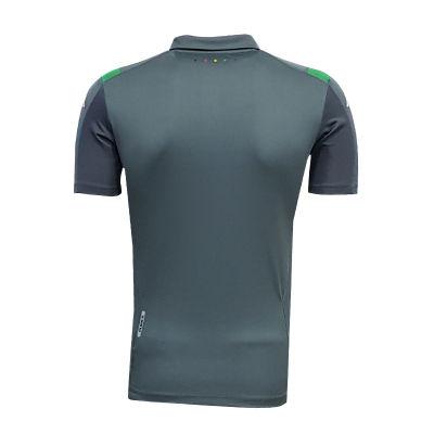 T-Shirt Kappa Polo Yaka Füme