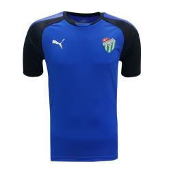 - T-Shirt Puma Ascen. Jersey Mavi 2017-2018