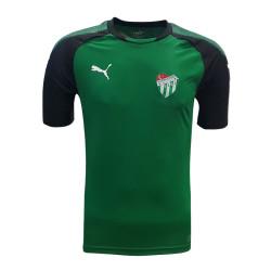 - T-Shirt Puma Ascen. Jersey Yeşil 2017-2018