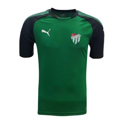 T-Shirt Puma Ascen. Jersey Yeşil 2017-2018
