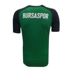T-Shirt Puma Ascen. Jersey Yeşil 2017-2018 - Thumbnail