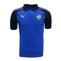 - T-Shirt Puma Ascen Polo Yaka Mavi 2017-2018