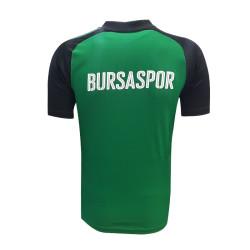 - T-Shirt Puma Ascen. Polo Yeşil 2017-2018 (1)