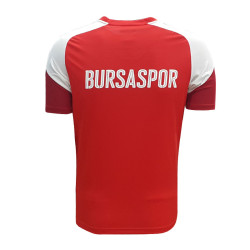 - T-Shirt Puma Esito 4 Jer. Kırmızı 2017-2018 (1)