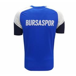 - T-Shirt Puma Esito 4 Jer. Mavi 2017-2018 (1)