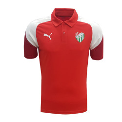 - T-Shirt Puma Esito 4 Polo Kırmızı 2017-2018