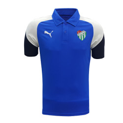 - T-Shirt Puma Esito 4 Polo Mavi 2017-2018