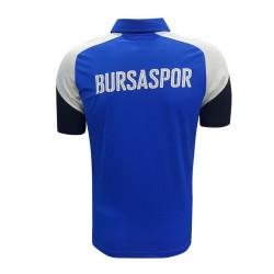- T-Shirt Puma Esito 4 Polo Mavi 2017-2018 (1)