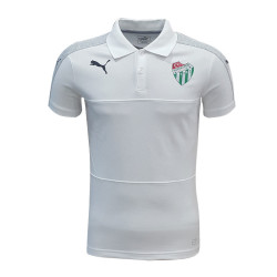 - T-Shirt Puma Polo Casuals Beyaz