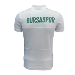 - T-Shirt Puma Polo Casuals Beyaz (1)