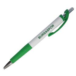 - Tükenmez Kalem Yeşil Beyaz