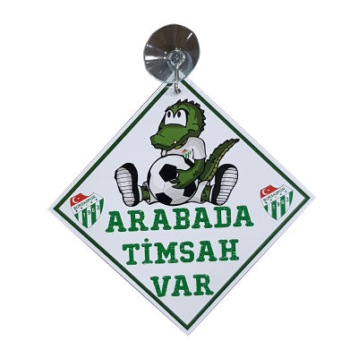 Arabada Timsah Var