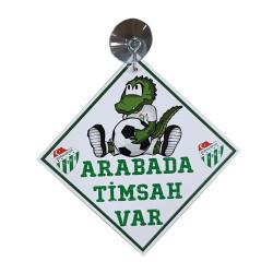 BURSASTORE - Arabada Timsah Var