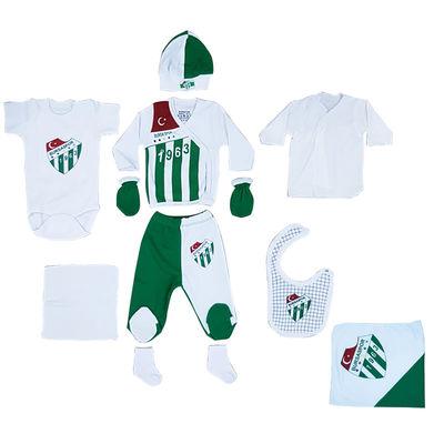 Bebek Hastane Çıkış 10`lu Logo Set