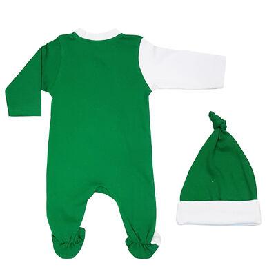 Bebek Şapkalı Tulum Logo