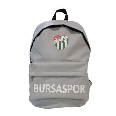 Çanta Gri Bursaspor Logo